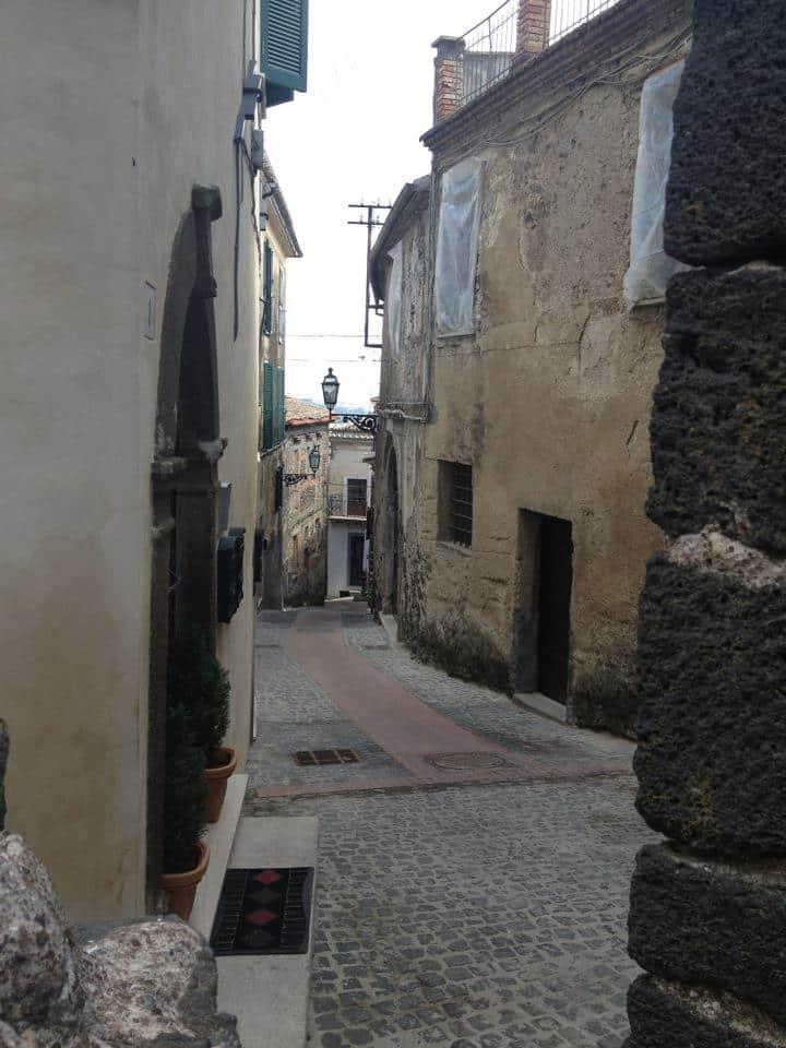 Looking up ancestors in Pofi, Italy