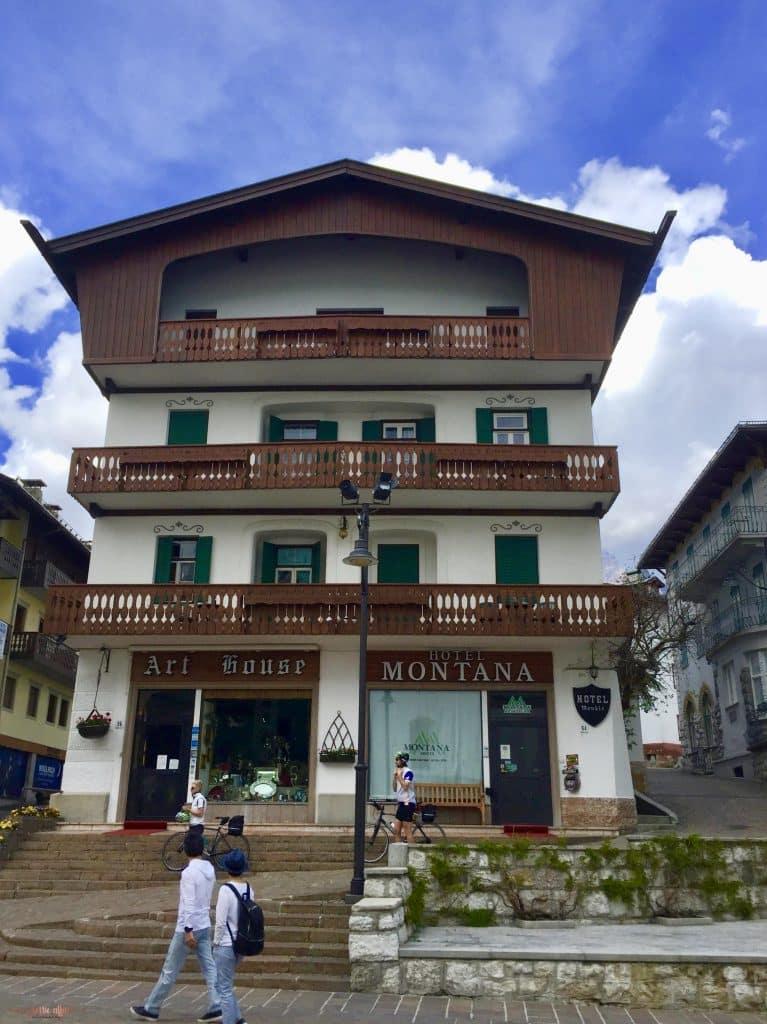Cortina d'Ampezzo hotel