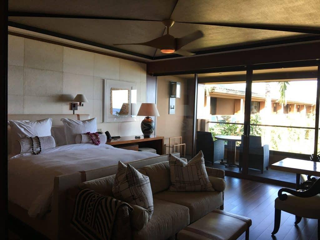 Four Seasons Suite on Lanai Hawaii
