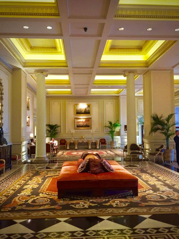 Hotel Grande Bretagne Athens Greece