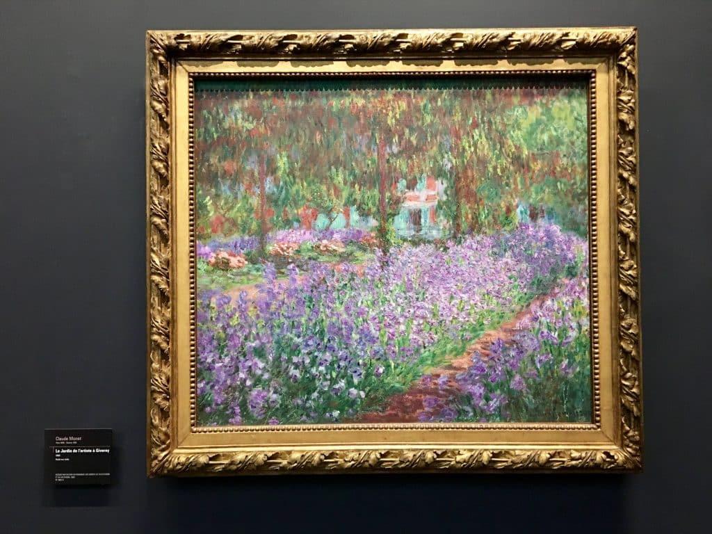 Monet Monets Garden in Giverny