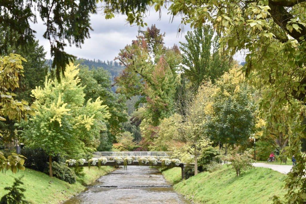 City of Beauty and Wellness Baden Baden Germany