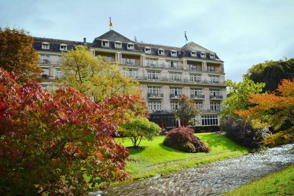 The Brenners Park-Hotel & Spa in The Lovely Baden Baden Germany