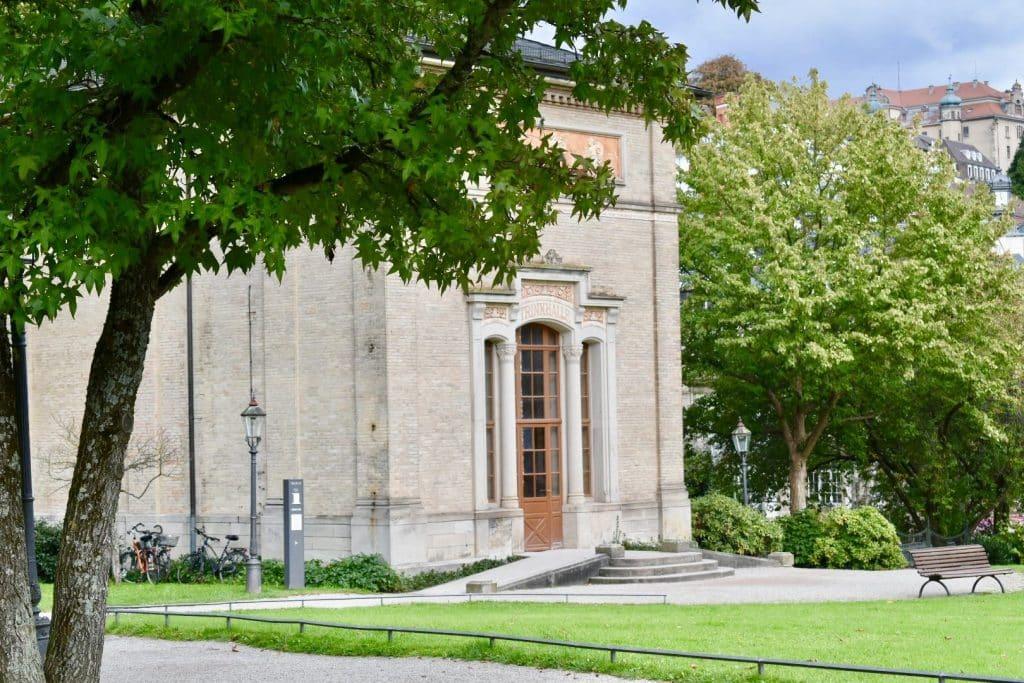 Trinkhalle Spa in Baden Baden