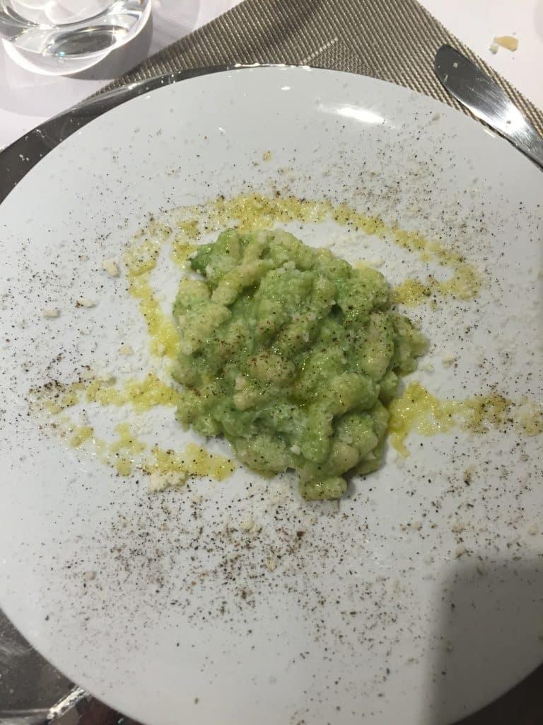 Cavatappi With Broccoli