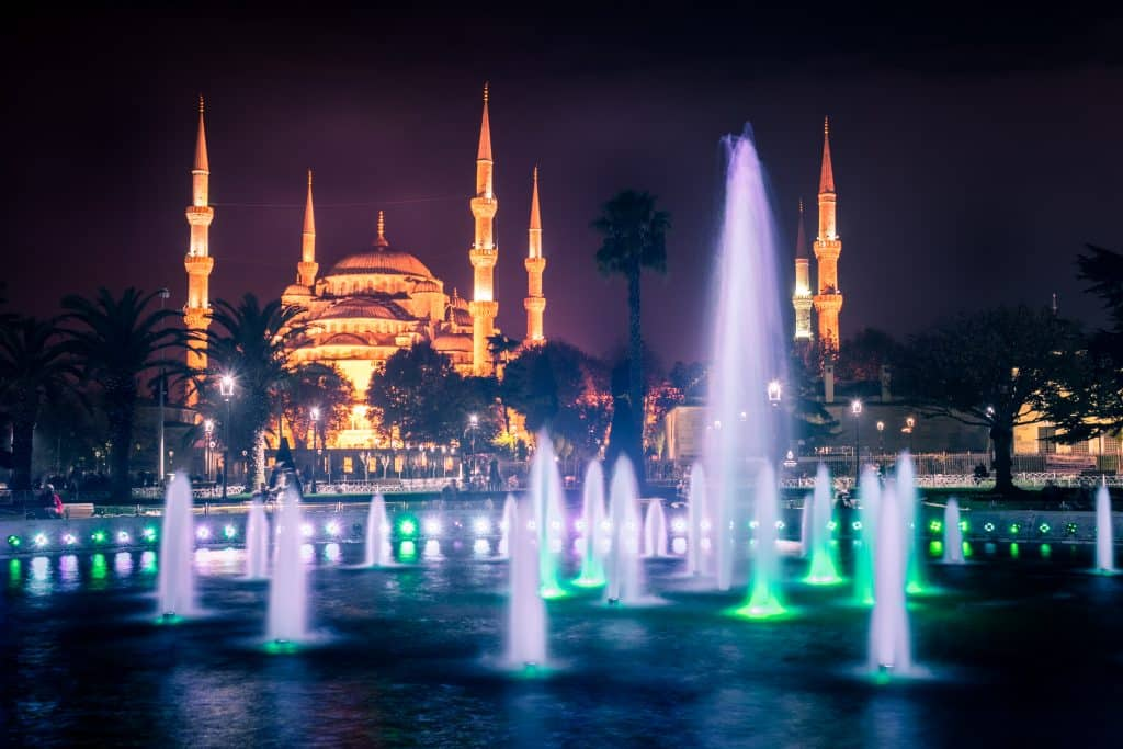 Sultanahmet Blue Mosque