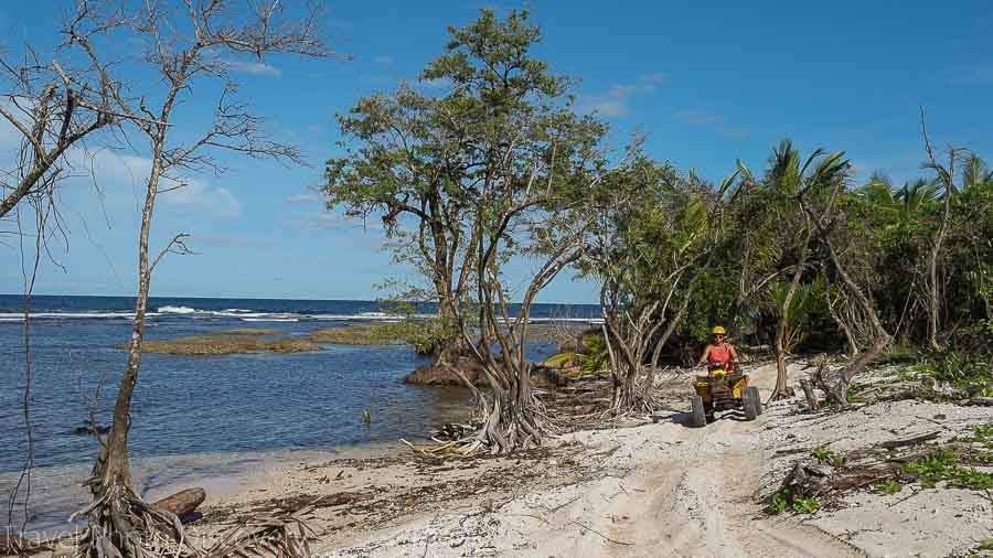 Adventure Travel: Adventure Seeker ATVing in Bocas del Toro