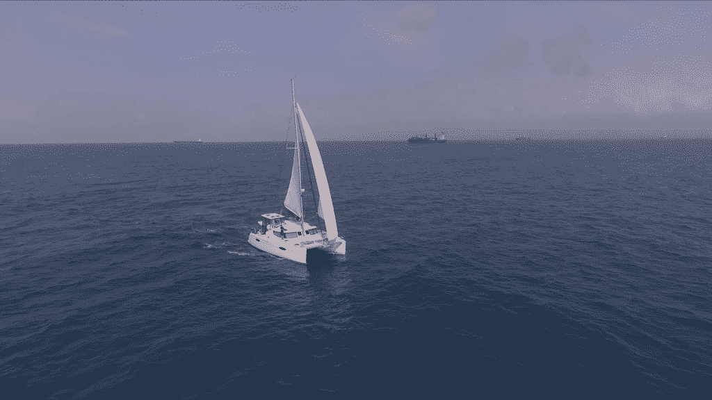 Adventure Seeker: Sailing across the oceans