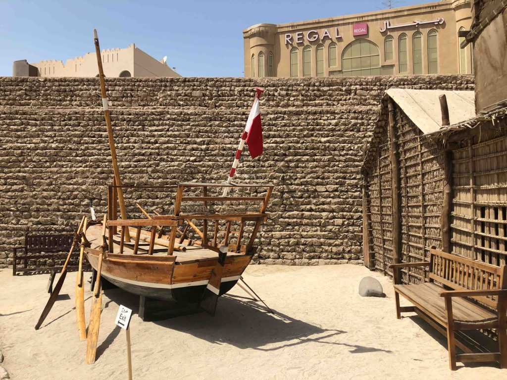 Museums Around The World: Dubai Museum in Dubai United Arab Emirates
