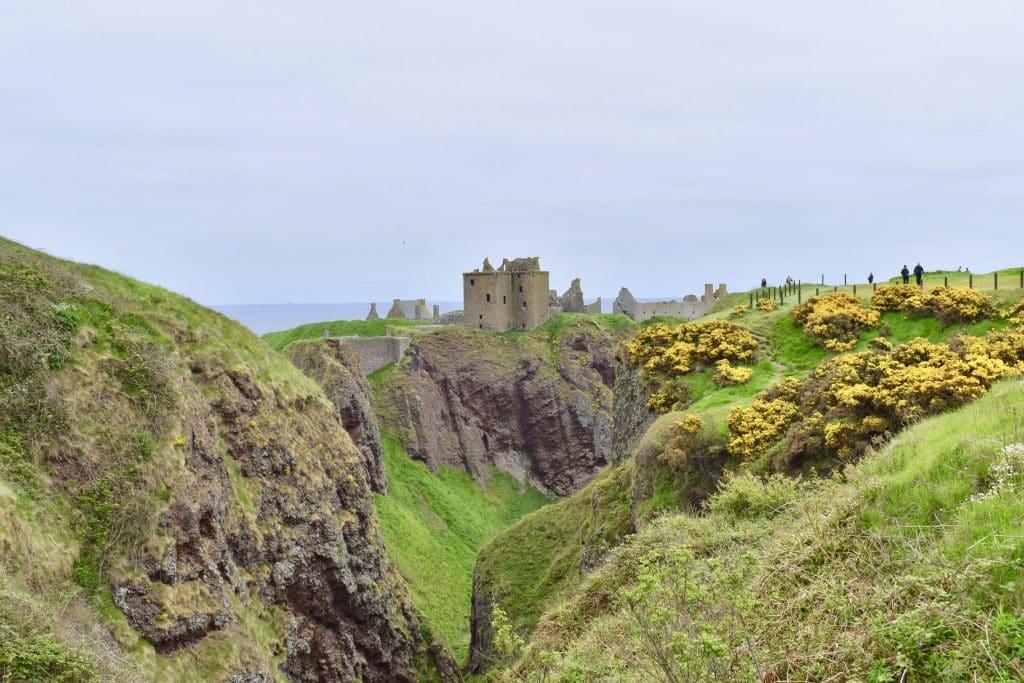 Dunnottar Castle Stonehaven Aberdeen Scotland