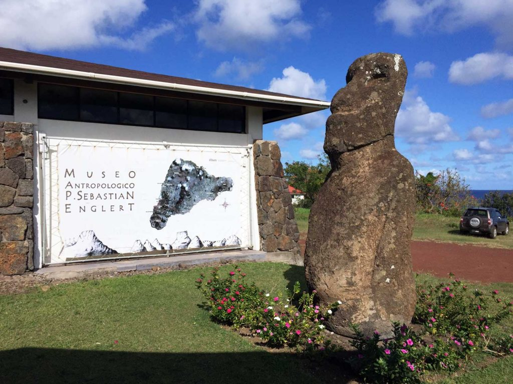 Museums Around The World: Father Sebastian Englert Anthropological Museum Easter Island