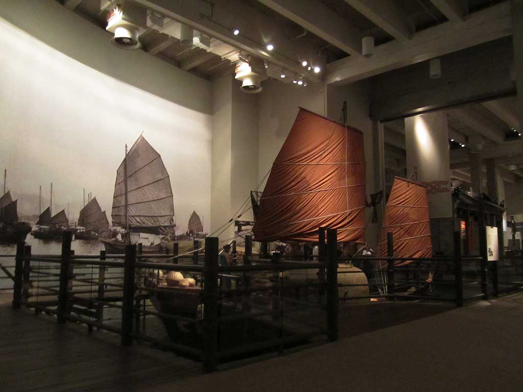 Museums Around The World: Hong Kong Museum of History