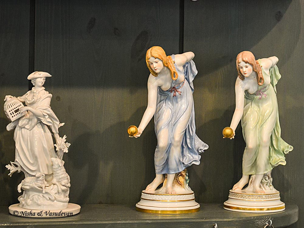 Museums Around The World: Meissen Porcelain Museum in Saxony Germany