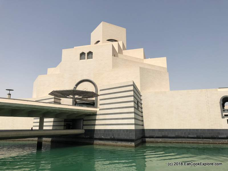 Museums Around The World: Museum of Islamic Art in Doha Qatar