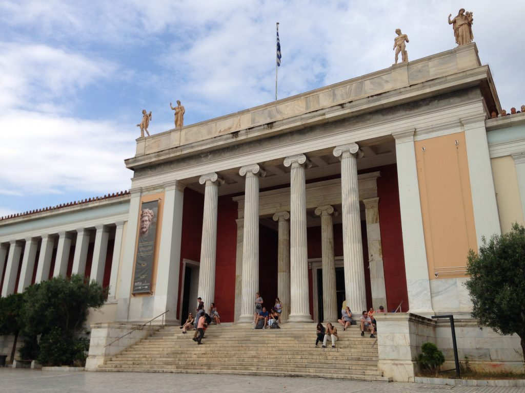 Museums Around The World: National Archeological Museum in Athens Greece