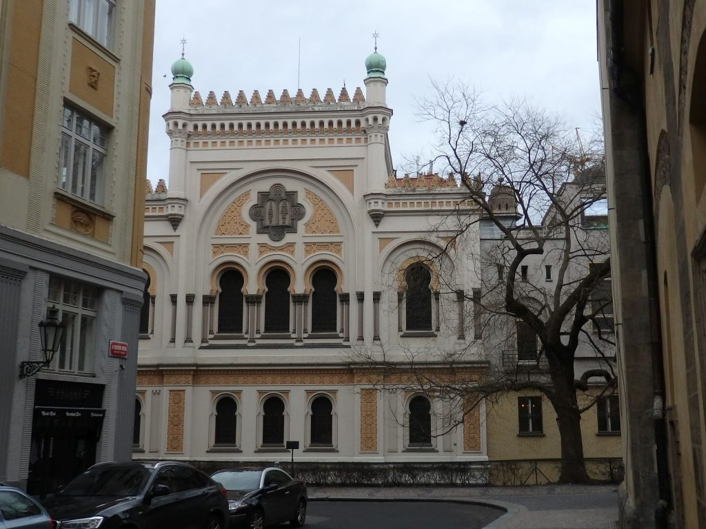 Museums Around The World: Spanish Synagogue Prague Czech Republic