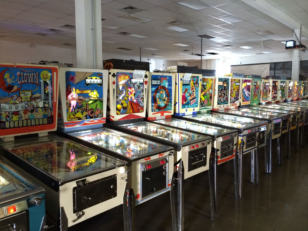 Museums Around The World: Pinball Museum in Las Vegas United States