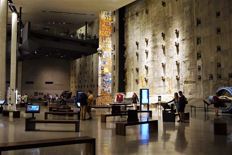 Museums Around The World: The September 11th Museum in New York City New York
