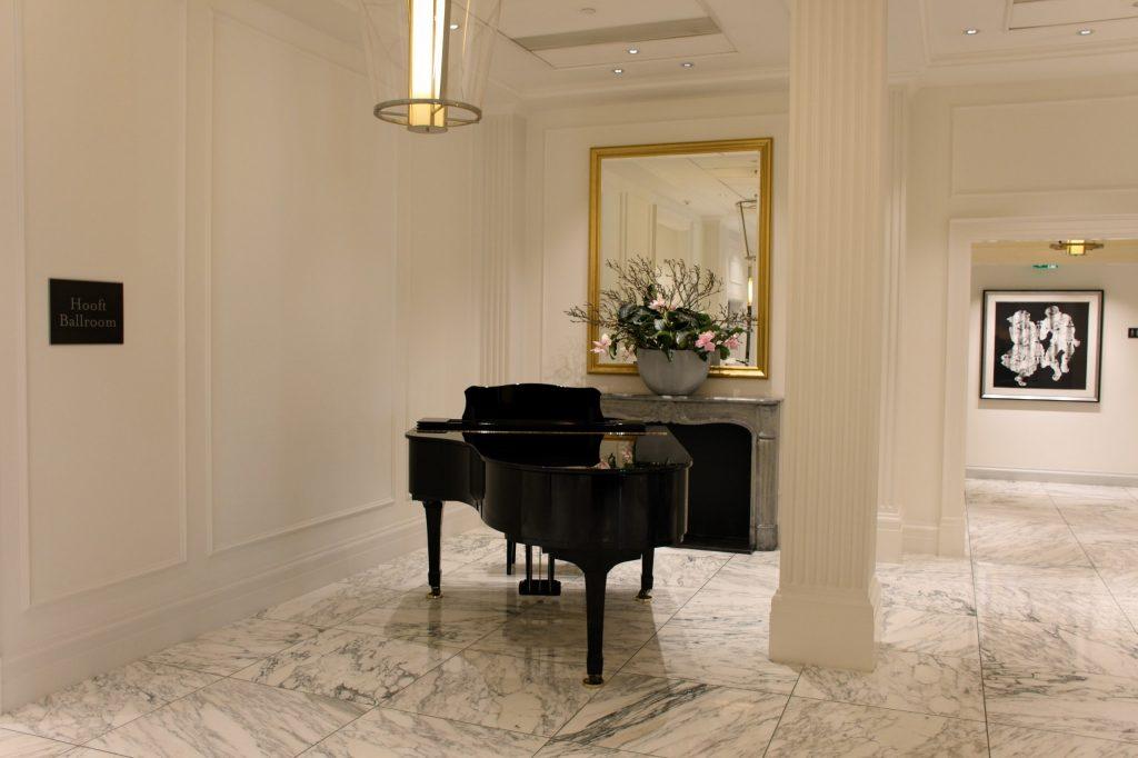 Waldorf Astoria Amsterdam Grand Piano