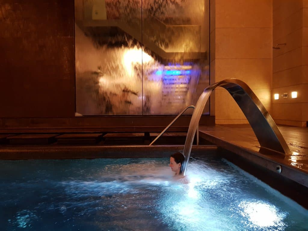 Spas around the world: 7 Seven Spa at Hilton Vilamoura: Quarteira, Portugal