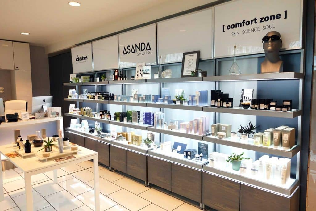 Spas around the world: Asanda Spa in the Delta Sky Club Lounge : Seattle, Washington