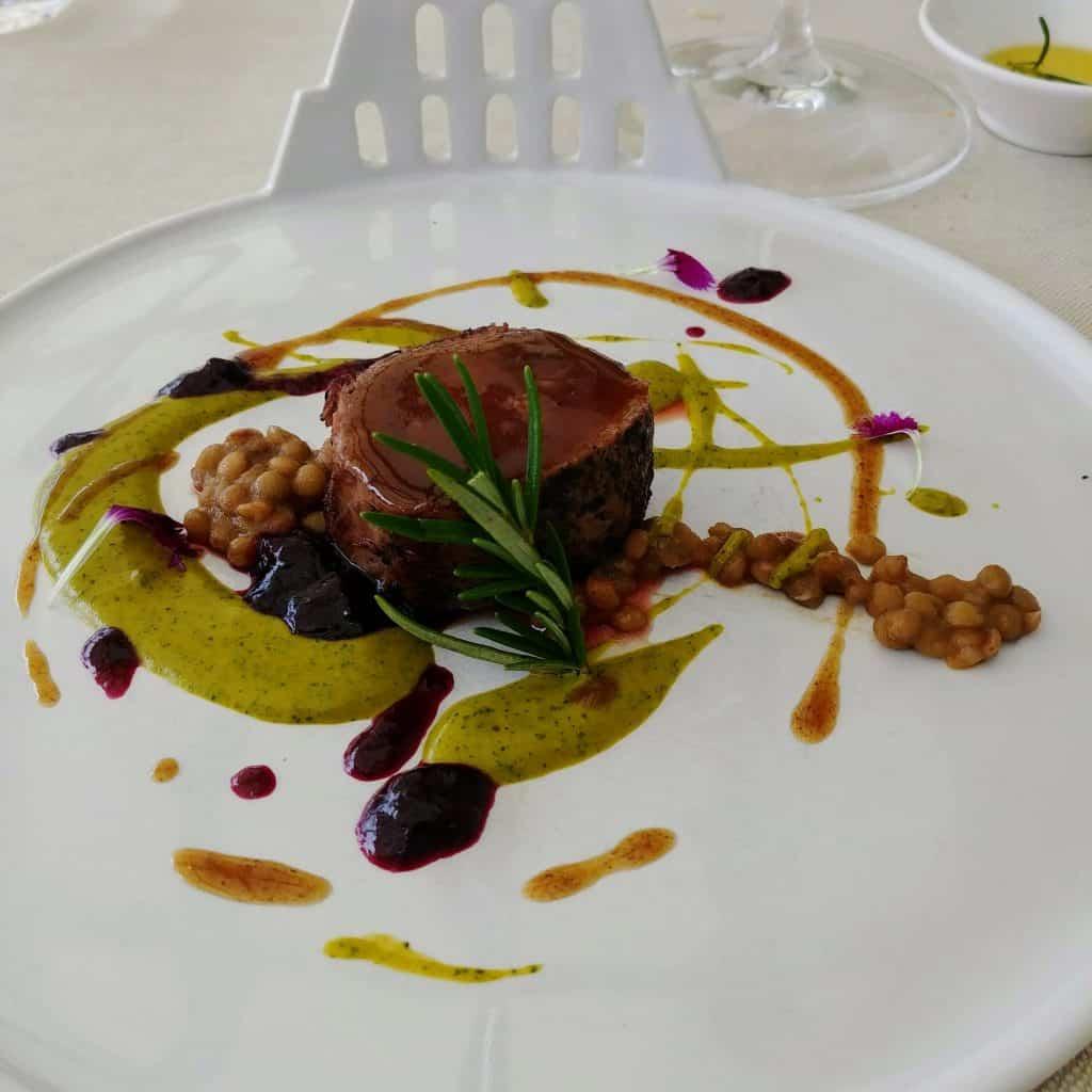 Romes Michelin Star Restaurant Aroma