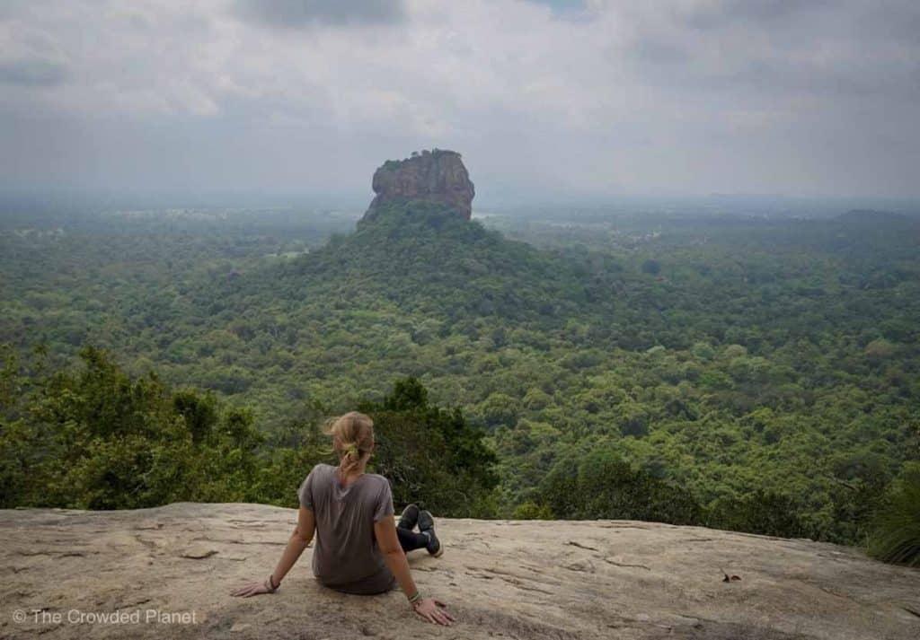 Sri Lanka -Pidurangala