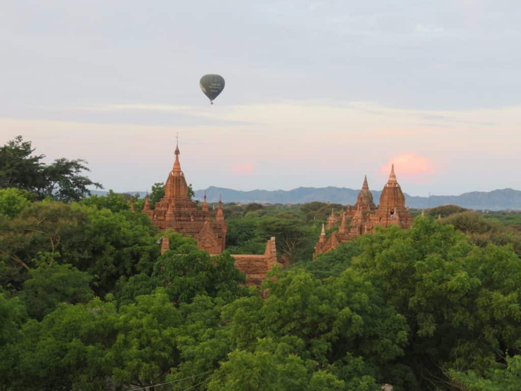 Travel By A Sherrie Affair's Thursday Travel Blogger: Our3kidsvstheworld- My Favorite Destination is Bagan, Myanmar