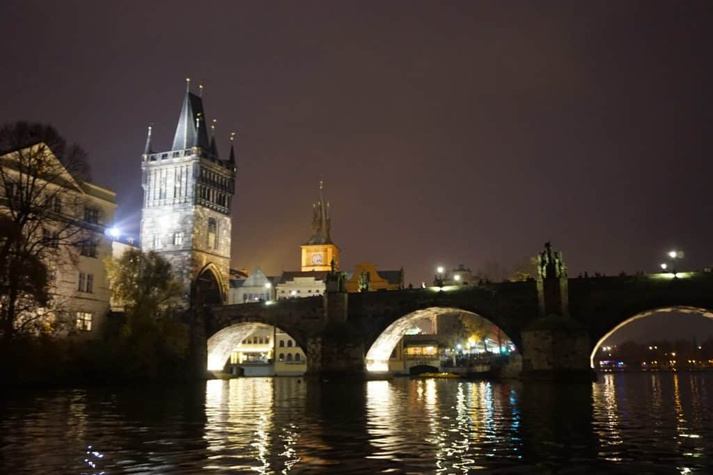 Charles Bridge Legend in Prague