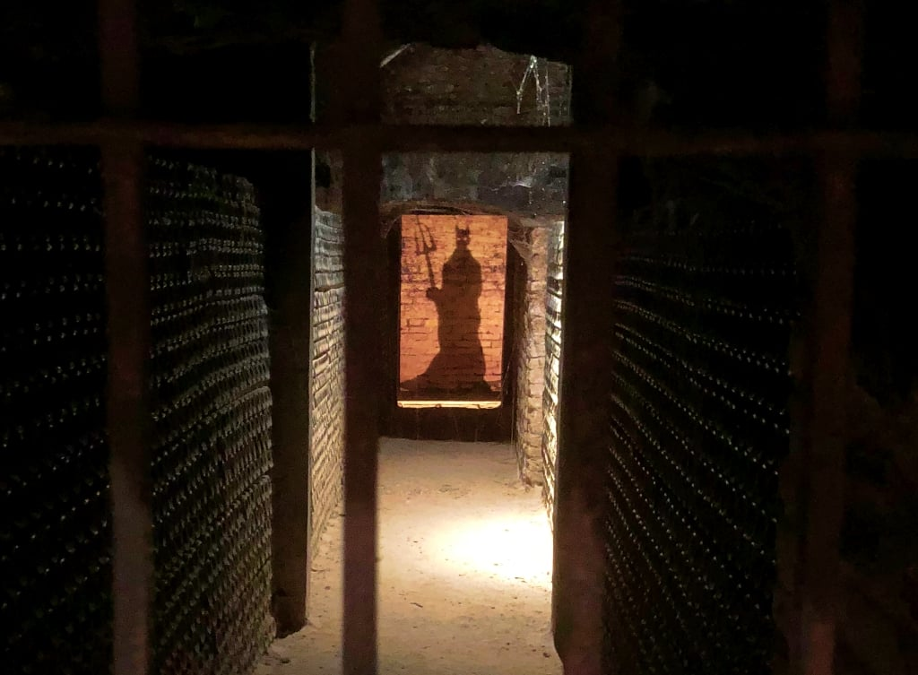 Devils Cellar Concha Y Toro Winery Legend