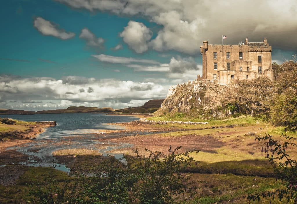 Dunvegan Castle- Travel By A Sherrie Affair