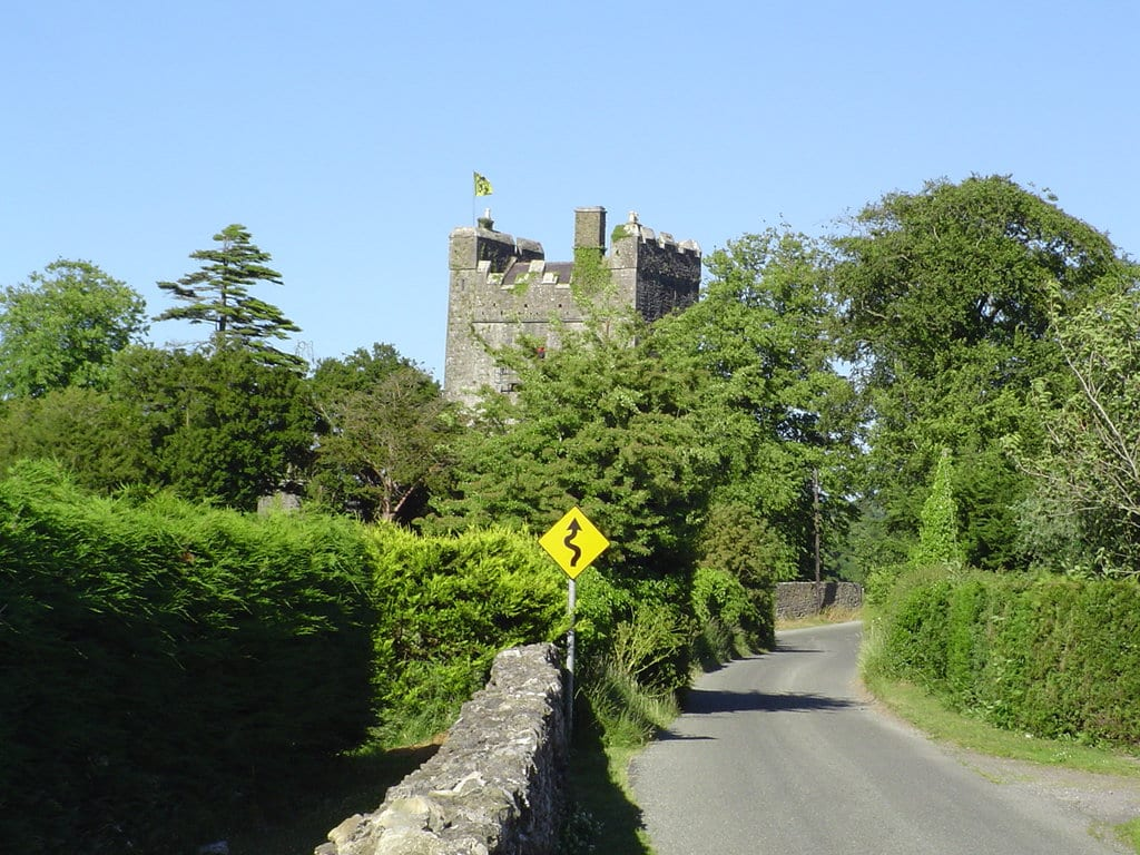 Foulksrath Castle Kilkenny Ireland