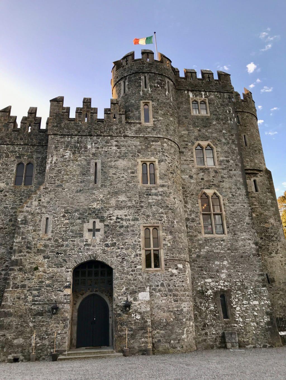 Kilkea Castle in Ireland